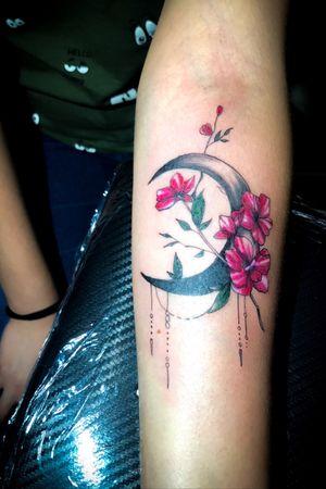#moonflower