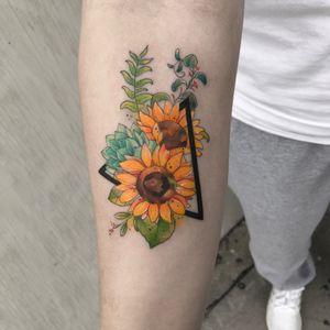 Sunflowers for Kyara