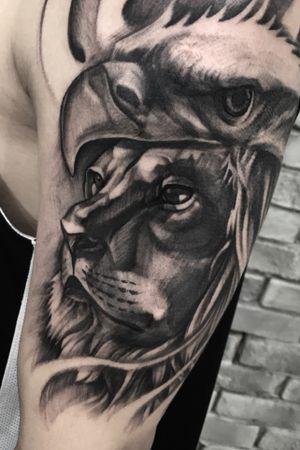 Eagel Lion