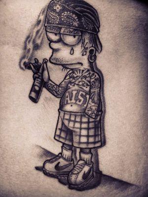 Gangster Simpson