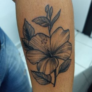 #flowertattoo #flowers #tatuagemflor #flortattoo #tattoowhipshading #tatuagemrastelada