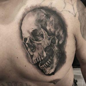 Skull Done using @kwadron @inkjecta @electrumstencilproducts @worldfamousink #izmirdövme #tattoo #tattoos #ink #dövme #sametyamantattoos #tattooartist #design #bodyart #inkedup #worldfamousink #tattoomobile #TattooistArtMagazine #tattoolife #tattooing #inkedmag #tattooist #blackandgreytattoo #thebesttattooartists #blackandgrey #bngscripttattoos #cheyennefamily #cheyenneartist #cheyennetattooequipment #madeforartists #tattoomagazink