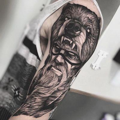#viking #ragnarok #tattooapprentice