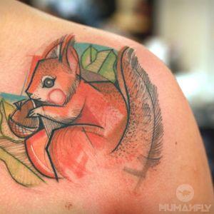 Tattoo from Wonka