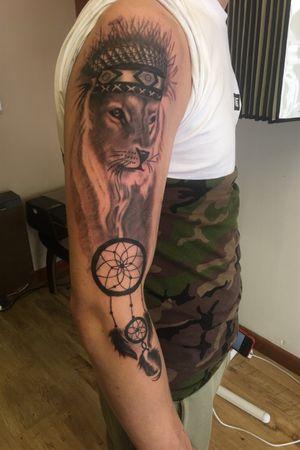 #lion #liontattoo #animal #animals #animaltattoo #tattoo #tattoos