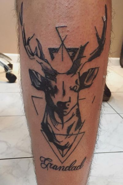 My very first tat #stag