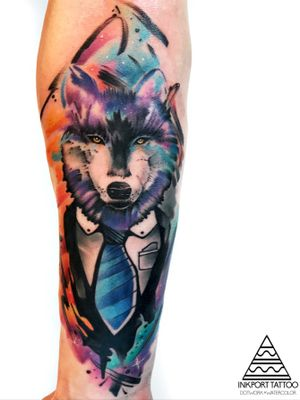 Tattoo by Inkport Tattoo
