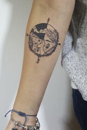 #tattoo #tattoos #tattooart #artist #dailytattoos #tattoosofinstagram #tatyooworkers #blackworkers #blackworkerssubmission #tatts #tattoomxmag #tattoolife #inkedgirls #radtattoos #blacktattooart #tttism #inkedfollowers