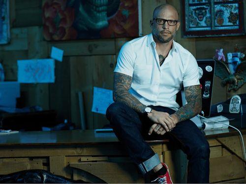 Ami James #AmiJames #tattoodomission #tattoodovision #tattoodo #tattoodoapp