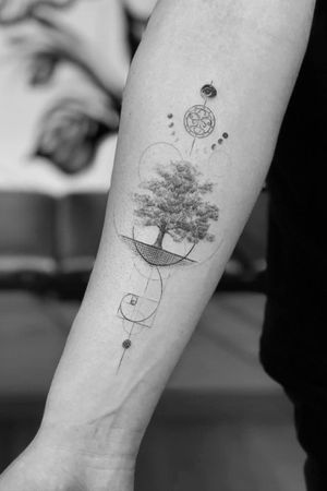 Spirit.. #ink #black #art #onlyblacktattoos #blackink #Tattoodo #tattoo #alianilercel