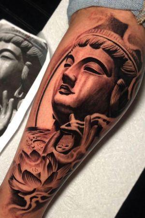 @claytattoos #blackandgrey#inked#sleevetattoo#claytattoos#tattoos