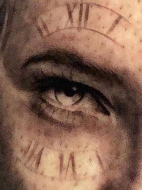 Claytattoos #blackandgrey#inked#greekmythology#sleevetattoo#angeltattoo#claytattoos#tattoos
