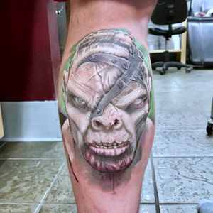 Bolg the Orc from the Hobbit