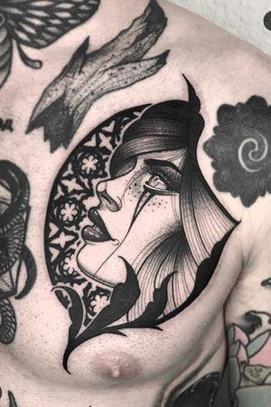 🌚 #blackworkerssubmission #btattooing #onlythedarkest #onlyblackart #thebestspaintattooartists #thebesttattooartists #darkartists #skinartmag #tattoo #tattoos #tatuaje #tatuajes #inkjecta #beauty #blacktattooart #girl #radtattoos #tattooistartmag #ttt #blkttt #bcnttt #inkedmag #dotworktattoo #darkartist #ink #inked #blacktattoo #blackworktattoo #blackworkers