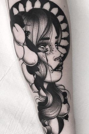 🖤🍋 #blackworkerssubmission #btattooing #onlythedarkest #onlyblackart #thebestspaintattooartists #thebesttattooartists #darkartists #skinartmag #tattoo #tattoos #tatuaje #tatuajes #inkjecta #beauty #blacktattooart #girl #radtattoos #tattooistartmag #ttt #blkttt #bcnttt #inkedmag #dotworktattoo #darkartist #ink #inked #blacktattoo #blackworktattoo #blackworkers