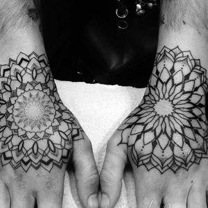 Tattoo by Santo Cuervo Custom Tattoos