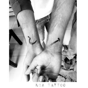 Friends... Instagram: @karincatattoo #communist #communism #friends #friendtattoo #friendshiptattoo #wrist #tattoo #tattoos #tattoodesign #tattooartist #tattooer #tattoostudio #tattoolove #tattooart #istanbul #turkey #dövme #dövmeci #design