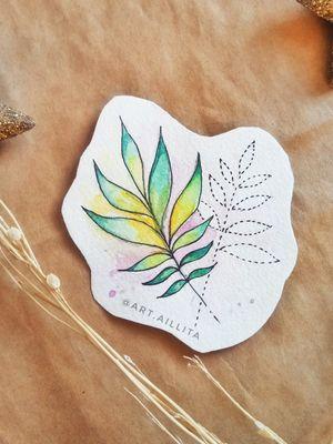 #sketch #sketching #geometric #flowers #triangle #botanicaltattoo #botanical #watercolortattoo