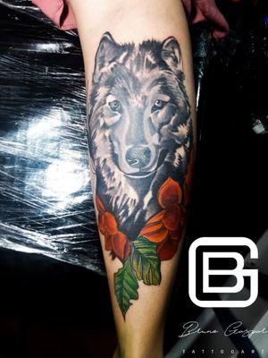 #lobo #lobotattoo #tattooartist
