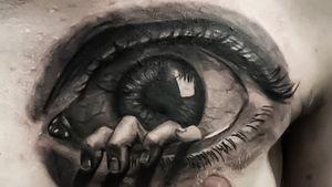 #bngtattoo #realistic #eye