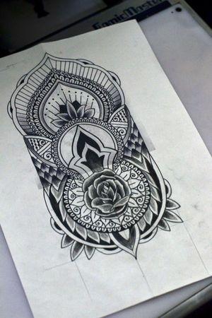 #tattoosketch