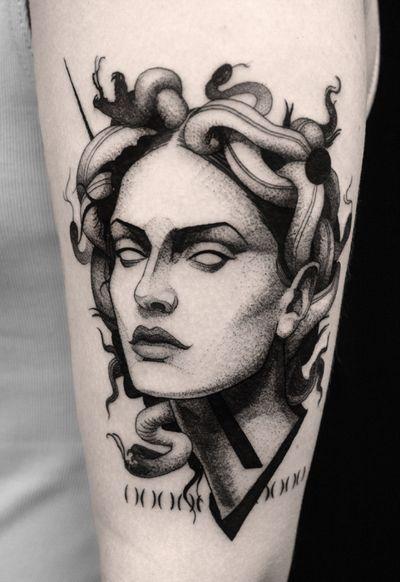 #geometric #geometrictattoo #dotwork #dotworktattoo #lines #fineline #blackwork #new #thebesttattooartists #abstract #abstracttattoo #Tattoodo #TattoodoApp #detail #blackworktattoo #finelinetattoo #ideas #ink #inkaddict #newyork #toronto #vilnius #design #sketch #tattooflash #tattoodesign #newidea #vytautasvy #medusa #medusatattoo #snake #snaketattoo #female #portrait #raw
