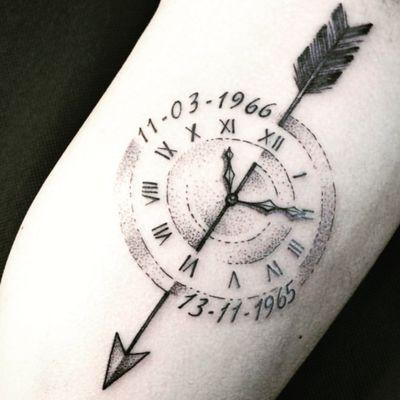 #arrow #clock #time