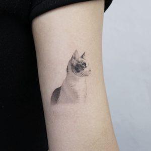 Tattoo by Youyeon #Youyeon #StudiobySol #Seoul #Korea #TattooedTravels