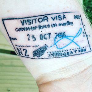 NZ Visa