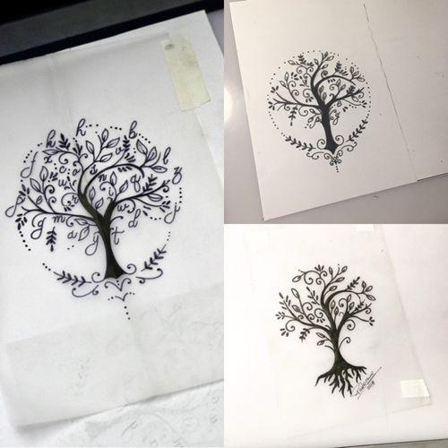 #treeoflife #tattoosketch #thiagopadovani