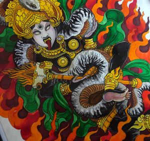 Kali..artwork