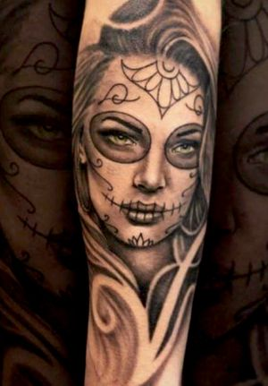 #santamuerte #mexican #realistictattoo #blackangrey #color #fkirons #tattoo #tattooink #pomezia #roma #tattoolove #tattoolife #ink #inked #switzerland #inkworld #zurich #inkmania #inkmaniatattooconvention #lovemyjo #tattootime #tattoopeople #inkboy #photooftheday #worldfamousink #tattoopeople #tattoo2me