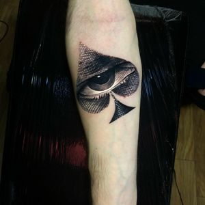 Done at: MG tattoo studio - Skopje - Macedonia