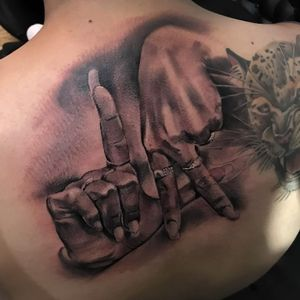 Tattoo by El Whyner #ElWhyner #Whyner #Chicanotattoos #Chicano #Chicanostyle #Chicanx #blackandgrey #LosAngeles