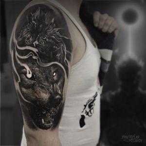 Artorias and his wolf