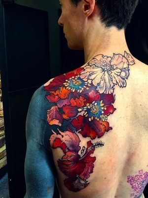 Tattoo from LAET
