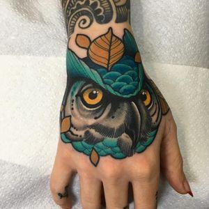Tattoo by Mitchell Allenden #MitchellAllenden #NeoTraditionalTattoo #neotraditional #neotrad #artnouveau #artdeco