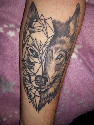 #Wolf#Nice#Blueeyes