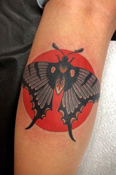 #mothtattoo #moth #traditionaltattoo #butterflytattoo #bug