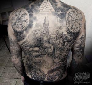 Pagantattoo #3rl #sergiosabiotattoos #tattoodo #tattooinrussia #tattooinmoscow #tattoo #татуировка #татувмоскве #blackandgreytattoo #tattooartist #blackandgray #sevastopoltattoo