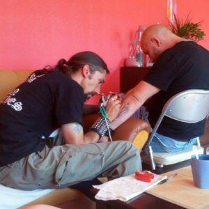 Me at work #tattoo #ink #inkart