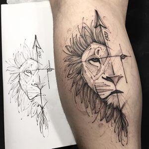#lion #black