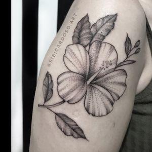 • Hibiscus •