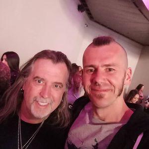 With the legend Mario Barth in Las Vegas,