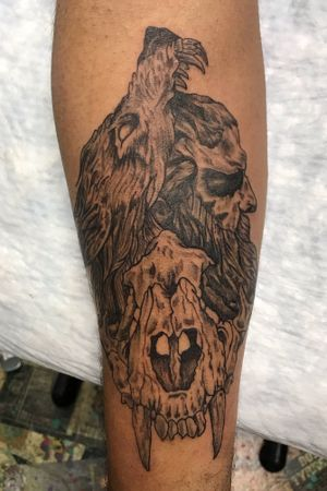 #lineart #wolf #davinci #thelegend #nyc #queens