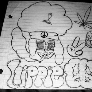 #hippies #peace #RooKie