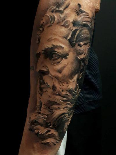 Posseidon Patrocínio.:⚡#neonpen ⚡ @grupo_amazon @viperinktattoo @starbritecolors @konklavtattoo @artfusiontattoocompany #blackandgraytatoo #blackandgreytattoo #blackandgrey #blackandgraytattoos #blackandgray #tattoos #instagood #instatattoo #u #tattoodobr #tattoodo #tattoofloripa #tattooniteroi #tattoorj #tattoorealistic #realismo #tattooartist #tatuaje #tatuagem #fechamento #netuno #posseidon #Poseidon