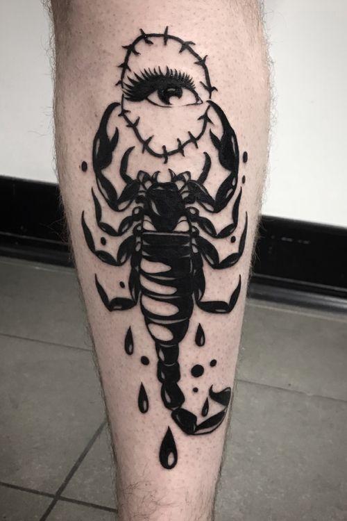 Scorpion for jasper