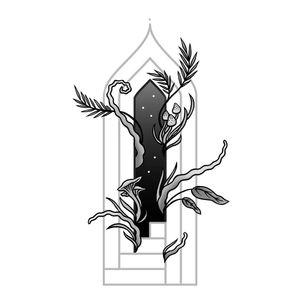 Tattoo flash by James Lauder #JamesLauder #MrLauder #illustrative #popart