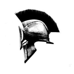 'Spartan 'Leonidas 'Helmet